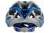 Bell Volt RL-X Helmet silver/blue blur